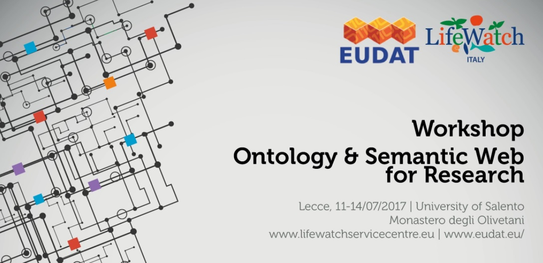 EUDAT LifeWatch Workshop